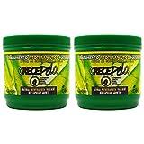 Boe Cosmetics Crece Pelo Tratamiento Fitoterapetico Natural 16 oz each (Natural Phitoterapeutic Treatment) (Pack of 2)  For Sale