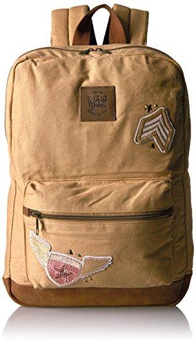 Jeans Back Utility Tan Pack amp; Shirt T xS1qnwEfO