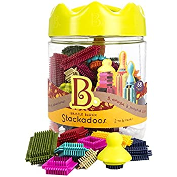 B. Bristle Block Stackadoos