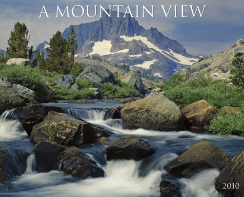 A Mountain View 2010 Calendar