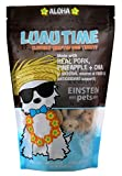 Einstein Pets Luau Time Dog Treats – 8oz – natural and nutritious, Wheat, Corn, and Soy-Free, premium raw ingredients, Made in the USA For Sale