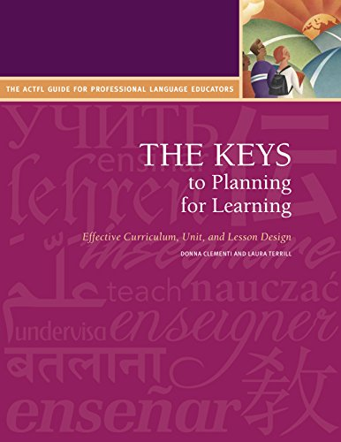 Learning Units (The Keys to Planning for Learning: Effective Curriculum, Unit and Lesson Design (The Keys Series Book 3))