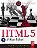 img - for HTML 5 24-HOUR TRAINER book / textbook / text book