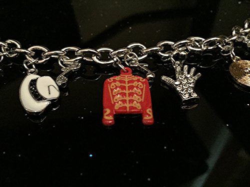 Missuso M J Styles Michael Jackson Bracelet Memorial Collection by missuso (Image #4)