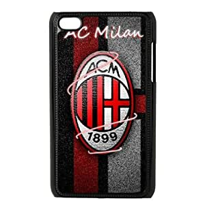 AC Milan iPod Touch 4 Case Black Special gift FG801751