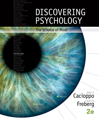 1305088379 - Discovering Psychology: The Science of Mind