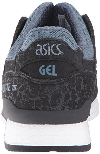 ASICS - Gel-lyte Iii Herren Schwarz/Schwarz/Schwarz