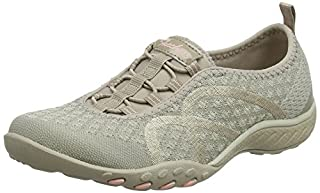 Skechers Women's 23028 Trainers, Beige (Taupe), 2 UK 35 EU (B071S7KVK1) | Amazon price tracker / tracking, Amazon price history charts, Amazon price watches, Amazon price drop alerts