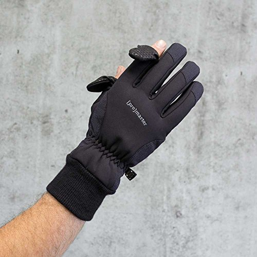 ProMaster 7482 4-Layer Photo Gloves - Large by ProMaster
