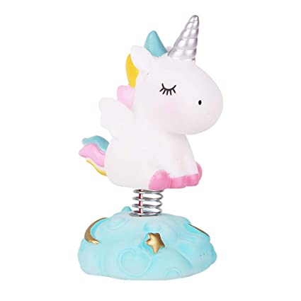Decoración para tartas de unicornio para niños, cumpleaños ...