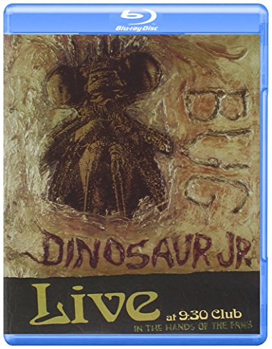 Blu-ray : Dinosaur Jr. - Bug Live at 9:30 Club: In the Hands of the Fans