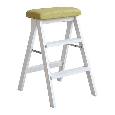 Peachy Amazon Com Kmcmybang Stool Sleek Minimalist Foldable Machost Co Dining Chair Design Ideas Machostcouk