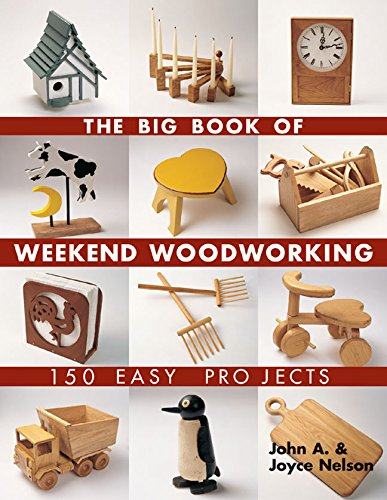 Making Furniture Wood (The Big Book of Weekend Woodworking: 150 Easy Projects (Big Book of ... Series))