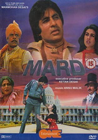 Amazon in: Buy Mard [DVD] by Amitabh Bachchan DVD, Blu-ray Online at