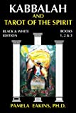 Kabbalah and Tarot of the Spirit: Black and White Edition with Personal Stories and Readings