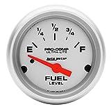 Auto Meter 4314 Ultra-Lite Electric Fuel Level Gauge