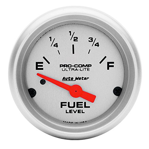 Auto Meter 4314 Ultra-Lite Electric Fuel Level Gauge