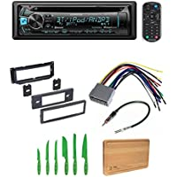 PIONEER CAR STEREO RADIO BLUETOOTH CD PLAYER DASH INSTALL MOUNT HARNESS ANTENNA DODGE CHRYSLER