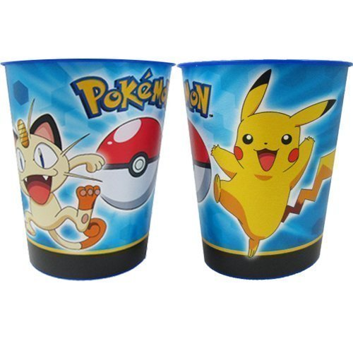 Pokemon 'Pikachu and Friends' Reusable Keepsake Cups (2ct)