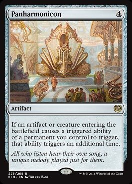 Magic: the Gathering - Panharmonicon (226/264) - Kaladesh