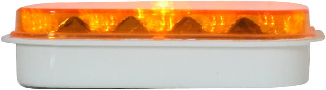 Grand General 77092 White 4 Round Spyder 20-LED Back-Up Sealed Light