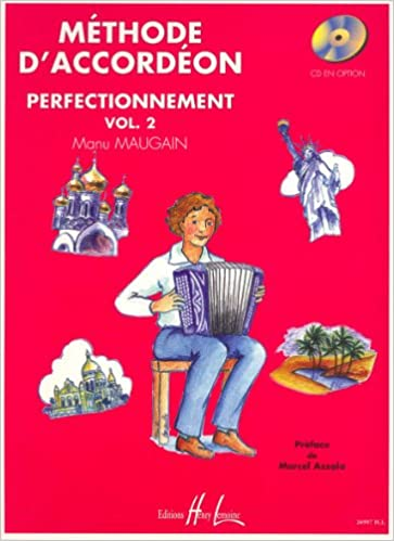 Méthode d'accordéon Volume 2