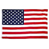 JUNZENIA American Flag 3×5 Ft USA Printed Stars and Stripes Banner Review