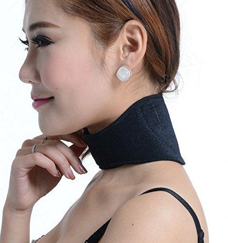 halskrause - selbstheiz hals unterstützung - produziert wärme bei muskelkater freien größe am besten weihnachts - geschenk für ihre familie