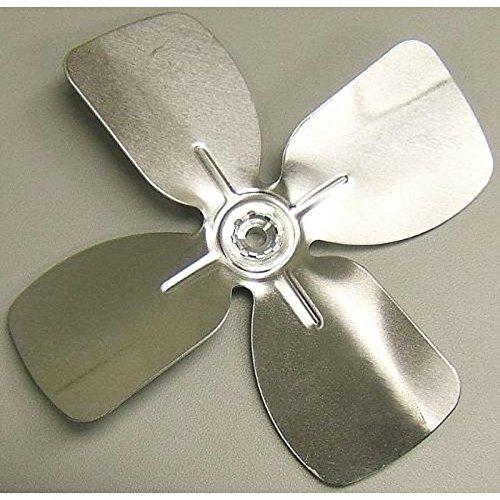 Packard, Inc. A61470 Fan Blade 6'' Aluminum 4 Blades 1/4'' Shaft Cw