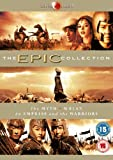 The Epic Collection (The Myth, Mulan, An Empress and the Warriors) [DVD]