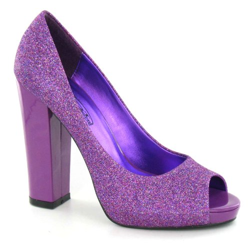 On Spot Spot On Damen Pumps Damen Violett qRPRBHv