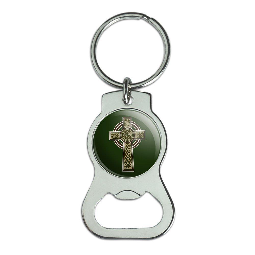 Amazon.com: Celta Cruz Cristiana irlandés Irlanda Botella ...