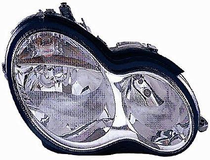 Sin luz din/ámica de curva HELLA 1DB 007 988-191 Hal/ógena Projecteur principal con l/ámpara izquierda alcance luces con servomotor para reg