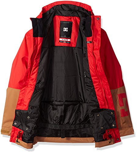 Snow Red Racing XL DC 14 Defy Boys' Big Youth Jacket qq0IFpw
