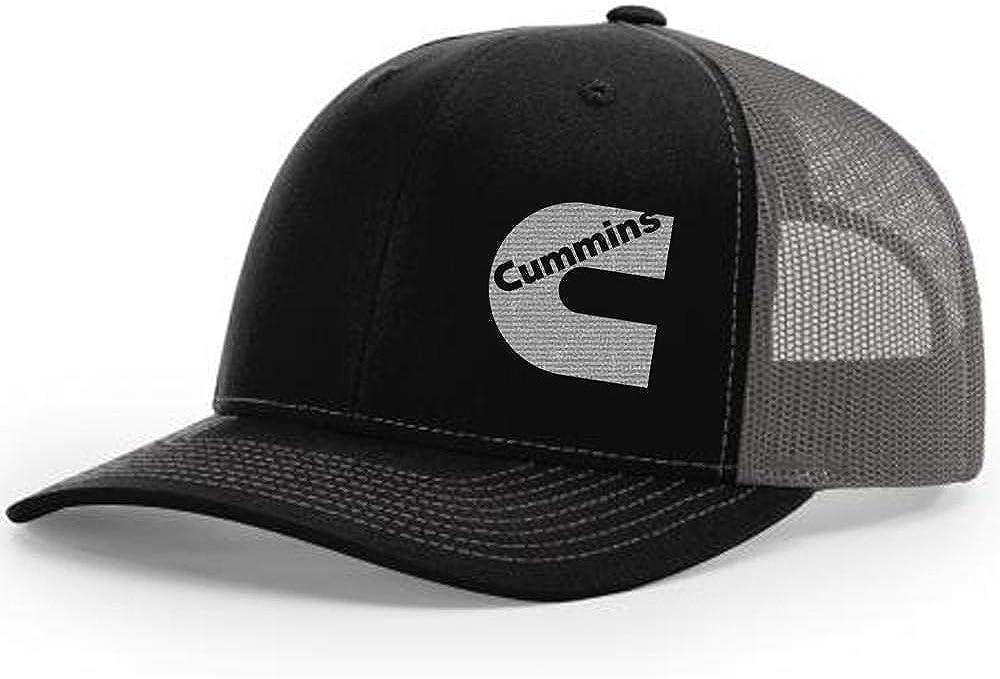 Diesel Tees Cummins Snapback Trucker Hats 112