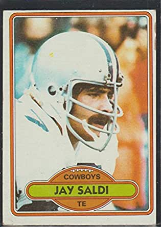 1980 topps jay saldi cowboys football card 229 at amazon for Saldi thun amazon