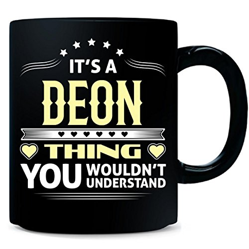 It's A Deon Thing You Wouldn't Understand - Mug