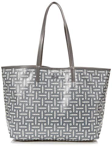 Lacoste Women CROISIERE Medium Shopping Bag, Blue