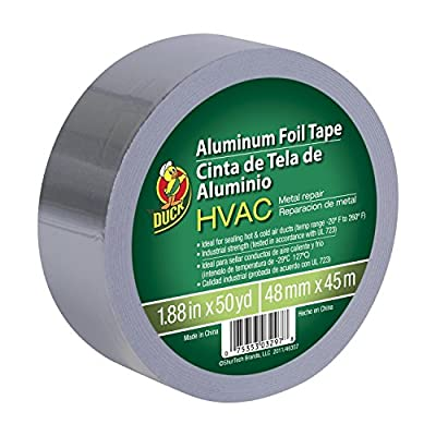 Duck Brand HVAC Metal Repair Aluminum Foil Tape