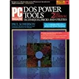 DOS POWER TOOLS