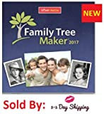 Family Tree Maker 2017 Software - MacKiev Disc (Windows-PC) Latest Version (Sold By 3-5 Day Shipping)