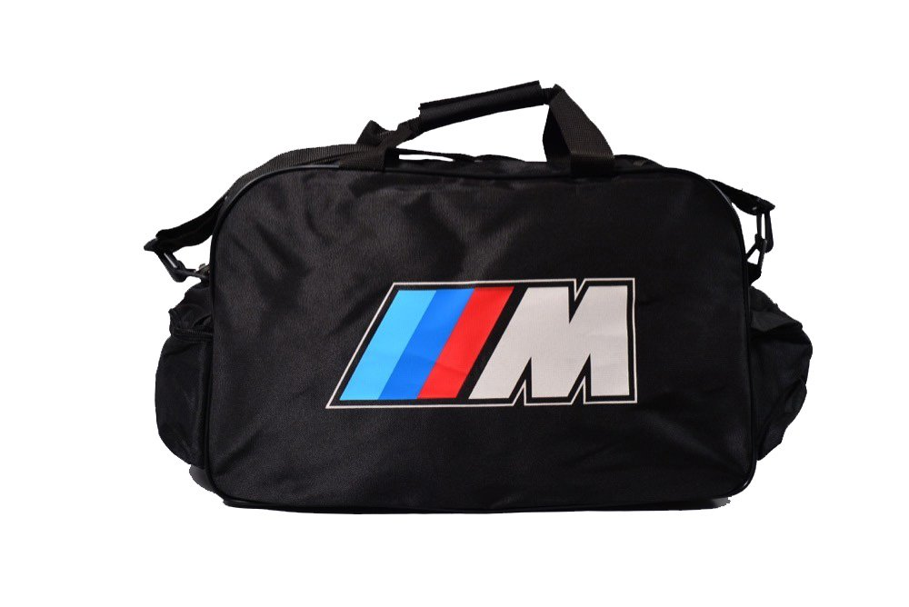 BMW Mロゴバッグユニセックスレジャー通学レジャーショルダーバックパック   B01N3QEV4H