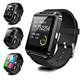 Bluetooth Smart watch U8 Smart Watch for iPhone 4/4S/5/5S Samsung S4/Note 3 HTC Android Phone Smartphones