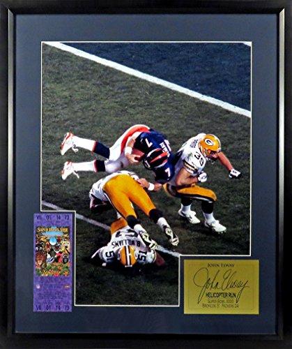 Elway Denver Broncos Super Bowl (Denver Broncos John Elway
