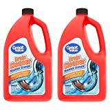 Great Value Professional Strength Drain Clog Remover Gel, 80 fl oz (pack of 2)