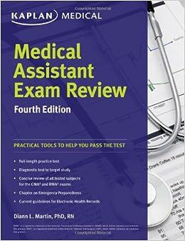 {{TXT{{ Medical Assistant Exam Review Fourth Edition (Kaplan Medical Assistant Exam Review). Design while Martin necesita range QuickNet entrega