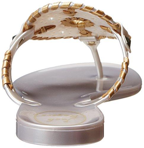 Rogers Jack Jelly Donna Georgica Infradito Vari argento Oro Colori 4Zq1dZw