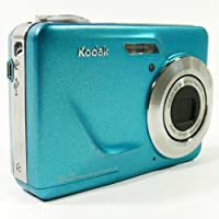 Kodak EasyShare C160 Blue At A Glance Review Image