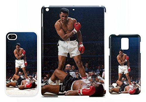 Muhammad Ali Knockout iPhone 7+ PLUS cellulaire cas coque de téléphone cas, couverture de téléphone portable