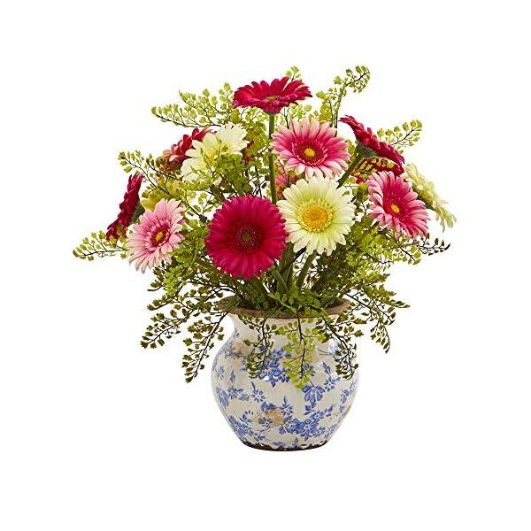 Silk Daisy Flower | Silk Flower Arrangements